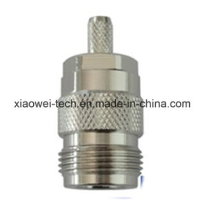 N Female Connector for LMR200 /Rg50