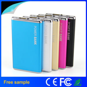 2016 Portable Ultra-Thin Credit Card Smart Mobile Power Bank