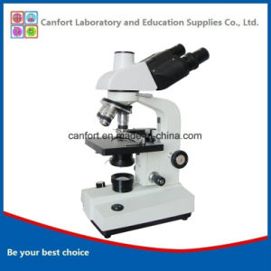 1600X High Quality Biological Trinocular Digital Microscope for Medical Supply/Medical Equipment pictures & photos