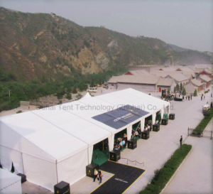 15m Clear Span Large Exhibition Marquee Tent for Sale