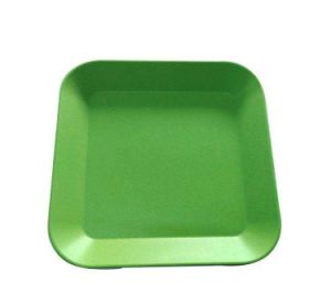 Promotional Cheap Price Biodegradable Square Plates Bulk Bamboo Fiber Dinner Plates  sc 1 st  Made-in-China.com & China Promotional Cheap Price Biodegradable Square Plates Bulk ...