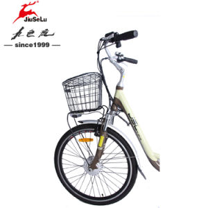 CE 250W Brushless Motor 36V Lithium Battery Electric Bike (JSL038A-1) pictures & photos