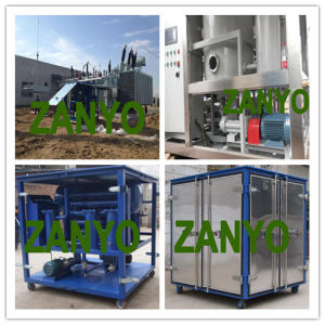 Newest Zyd-II Vacuum Insulation Oil Purifier
