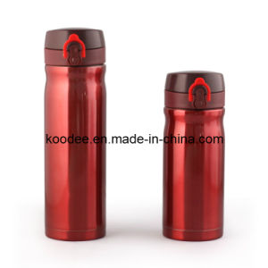 Stainless Steel Vacuum Flask for Christmas Promotion