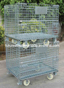 Wire Mesh Container pictures & photos
