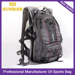 Cheap Cool Large Grey School Sports Travel Bag Backpacks (SRBYB0003)