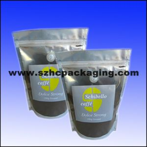 Printing Plastic Pouch Bag with Zipper