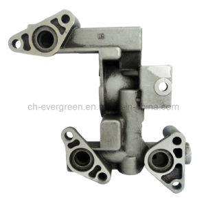 OEM ODM Customized Aluminum Die Castings with ISO 9001 pictures & photos