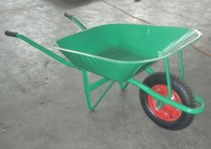 Construction Wheel Barrow for Nigeria Market