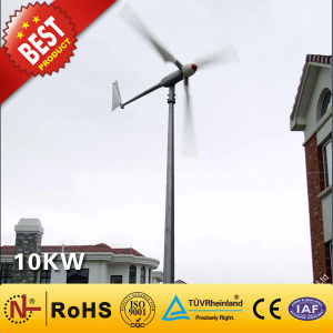 10KW Small Wind Generator for Home Use (Wind Turbine Generator 90W-300KW)