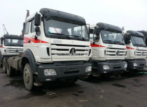 Beiben NG80 Tractor Head 6X4 with Mercedes Benz Technology pictures & photos