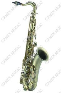 Archaize Bronze Appearance/Tenor Saxophone (SAT202) pictures & photos