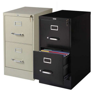 2 Drawer File Cabinet with Lock pictures & photos