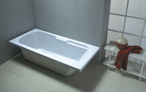 Simple Bathtub (B-8814)