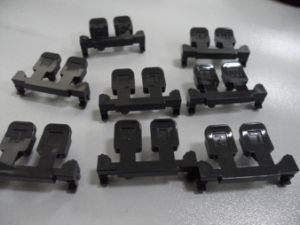 Molded Electronic Part, Injection Production, Moulding, Molding