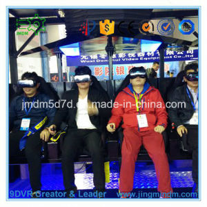 China Stable and Reliable 3dof 5D 9d Vr Virtual Reality