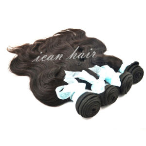 Super Fashionable Hair Extension, Malaysian Human Hair, Virgin Remy Hair, Body Wave, Various Colors and Length Are Available