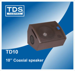 Coaxial Speaker TD10 pictures & photos