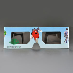 Paper Linear Polarized 3D Glasses (SNLP 011)