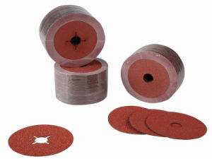 Fiber Disc/Aluminum Oxide Sanding Disc/Coated Abrasive pictures & photos