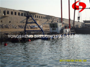 Suction Dredging Machine with Output 500m3/H (CSD 150)