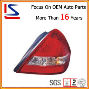 Car Tail Lamp for Nissan Tiida ′05-′06 4D (LS-HDL-071) pictures & photos