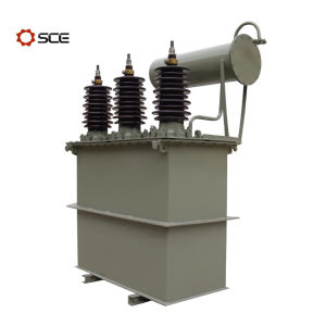 200kVA Three Phases Oil Immersed Transformer