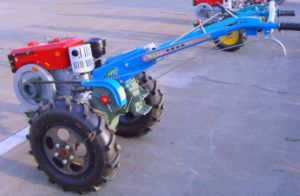 SH101 diesel engine walking tractor 10hp