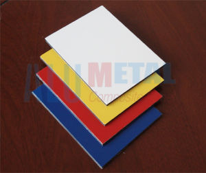 PE Aluminuim Composite Panel