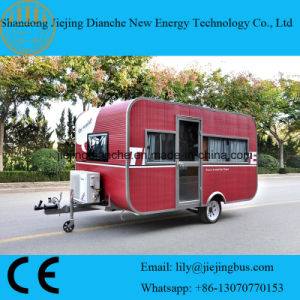 New Year Promotion Concession Trailer Dealers with Lower Price pictures & photos