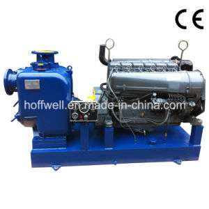 T Series Self-priming Trash Water Centrifugal Pump pictures & photos