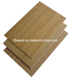 Chinese Teak Veneered Plywood for Furniture