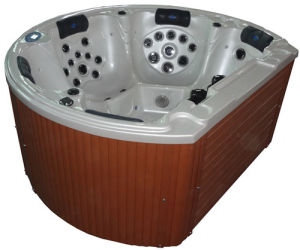 Simple Outdoor Massage SPA Tub pictures & photos