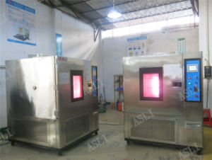 Climatic Test Chamber Solar Simulation with Xenon Arc Lamp Test pictures & photos