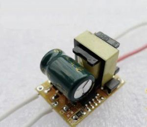 280-300mA Constant Current 1-3W LED Driver