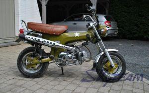 Skyteam 50cc 4 Stroke Skymax Motorcycle Classic Dax Bike Mini Monkey Bike  (EEC APPROVAL EUROII EURO3 EURO4)
