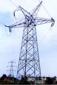 220kv Transmission Power Tower (NTSTT-032)