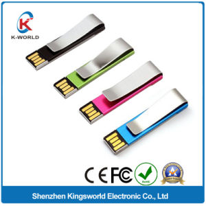 Promotion 2GB Metal Clip USB Stick