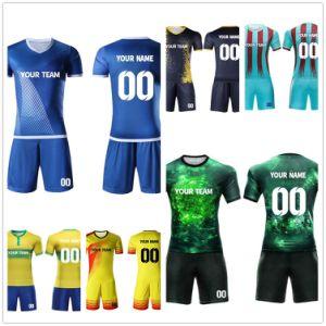 Custom Soccer Set Sports Track Suits Football Jerseys Uniform Made ...