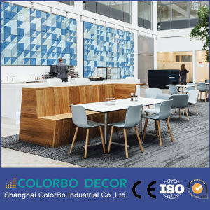 Sili Star Wood Wool -Interior Decorative Acoustic Panel pictures & photos