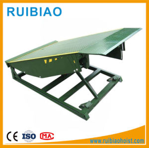 General Industrial Equipment Container Hydraulic Dock Leveler for Car pictures & photos
