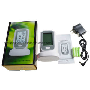 Formaldehyde Hcho (CH2O) Air Monitor Temperature Humidity Meter, Gas Detector, Security & Protection Alarm, 8801 pictures & photos