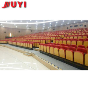 Jy-765 Indoor Theater Bleachers Electrical Telescopic Theater Tribunes /Bleachers/Grandstands pictures & photos