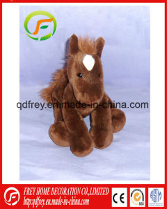 Soft Hot Sale Plush Horse Toy for Baby Product pictures & photos