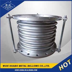 Metal Bellows Expansion Joint Quick Connector Flange Type pictures & photos