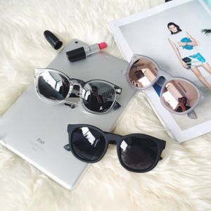Eyeglass Plastic Frame Sun Glasses with Hot Style