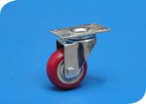 3 Inch Swivel Caster Without Brake Wheel pictures & photos
