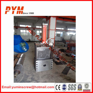 Single Piston Extruder Screen Changer for Recycling pictures & photos