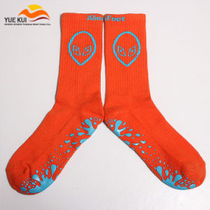 Rubber Soles Ankle Socks, Antislip /Antiskid Yoga Socks Antiskid Sock