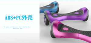 2017 Smart Self Balancing 2 Wheels Electric Hoverboard with UL2272 for Kids